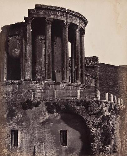 19: Robert Macpherson (1811 -1872) Three views of Rome