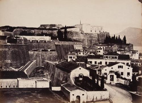 21: Dimitrios Constantin (active 1850 -1870) Fort Neuf