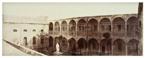 23: Louis de Clercq (1836 - 1901) Beyrouth, Maison Des