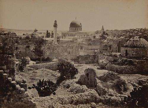 39: Francis Frith (1822 -1898) Frith, Egypt and Palest