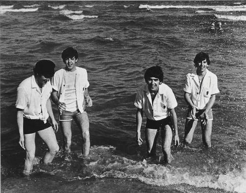 100: Harry Benson The Beatles 40th Anniversary portfoli