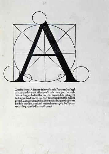 597: Pacioli (Luca) Divina Proportione - 3