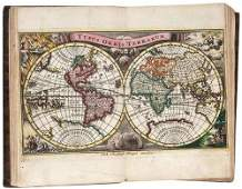 745 Weigel Johann Christoph Atlas Portatilis