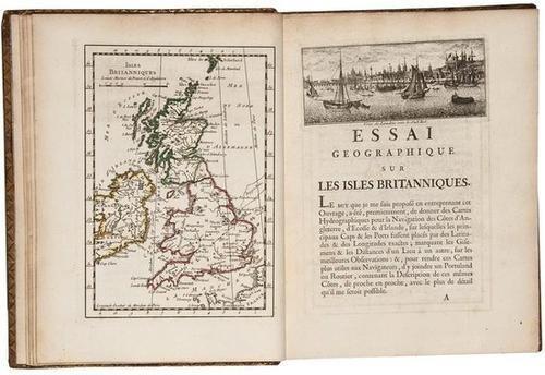 2: Bellin les Isles Britanniques...