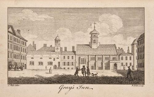 9: London. London and its Environs 1761