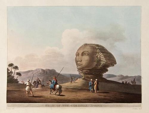 18: Mayer (Luigi) View in Egypt 1804