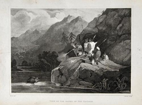 20: Salt (Henry) A Voyage to Abyssinia 1st 1814