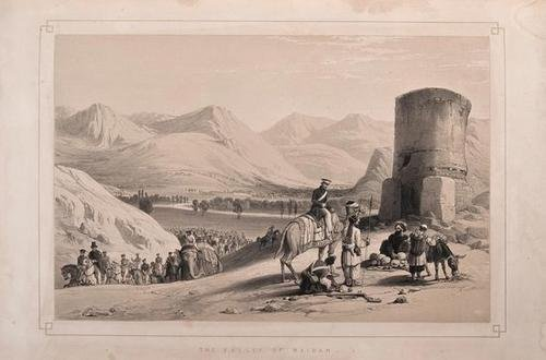 24: Atkinson (James) Sketches in Afghaunistan