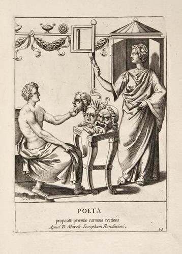 242: Bellori Illustrium Philosophorum Poetarum....