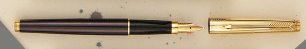3401: PARKER 75 CUSTOM LACQUÉ, PROBABLY A PROTOTYPE OR