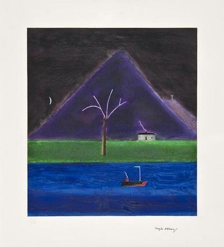 2: Cragie Aicthison (1926-2009) Goatfell Isle of Arra