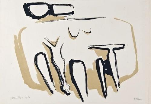 5: Kenneth Armitage (1916-2002) Seated Figure
