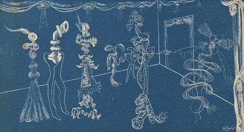 6: John Banting (1902-1972) Reception for the fifth c