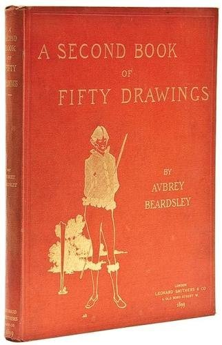 3: Beardsley.Second Book of Fifty Drawings
