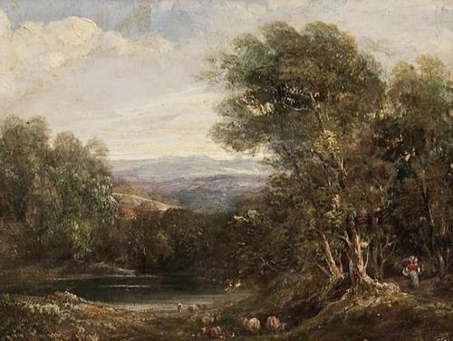 14:  Attributed to Patrick Nasmyth (1787-1831) <b
