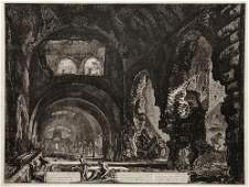 123: Giovanni Battista Piranesi (1720-1778) <br /