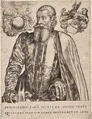 323 A mixed group of Old Master prints By or afte