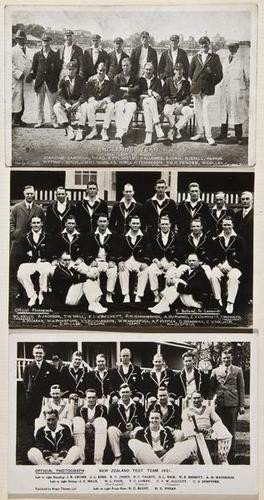 1: Cricket.- Album