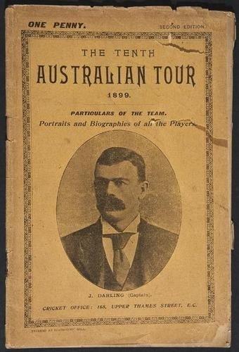 19: Cricket.- The Tenth Australian Tour 1899