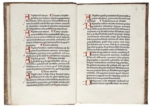 1: Gerson (Johannes Charlier de) de Simonia. de Proba