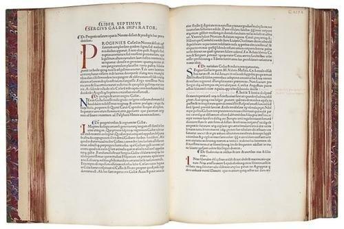 7: [Suetonius Tranquillus (Gaius)] Scriptores Histori