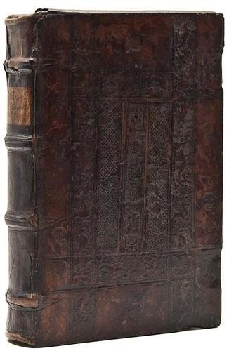 21: Augustine (Saint) Liber Epistolarum Beati