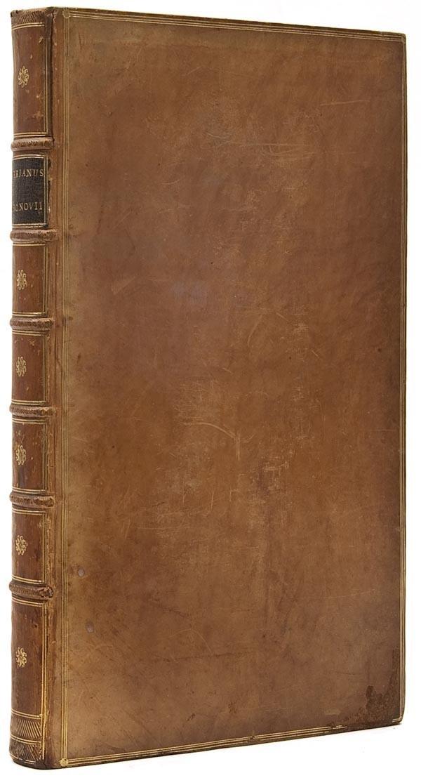 1010: Arrianus (Flavius) Expeditionis Alexandri libri s