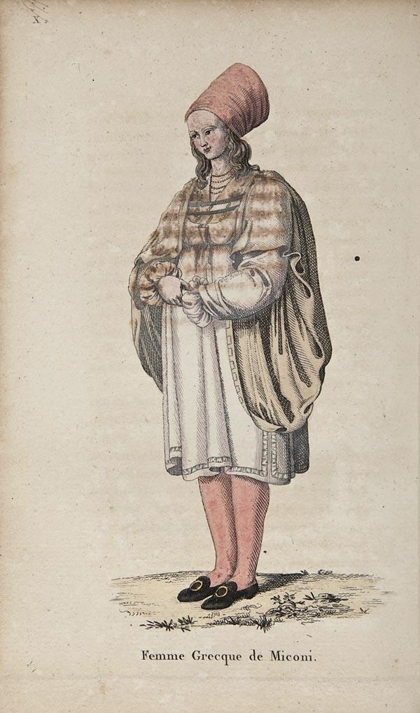 1018: Bartholdy (J.L.S.) Voyage en Grèce