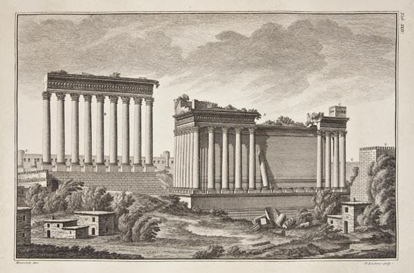 1303: [Wood (Robert)] The Ruins of Palmyra, otherwise T