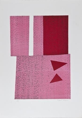 1: Robert Adams (1917-1984), Untitled, lithograph pri