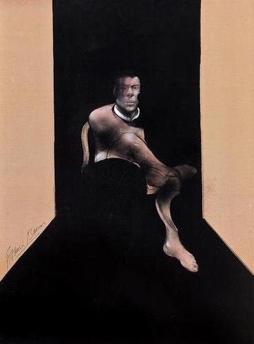 6: Francis Bacon (1909-1992), Study for a Portrait of