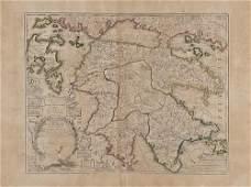 149: Fer (Nicolas de) Peloponeses aujourd'huy La Moree