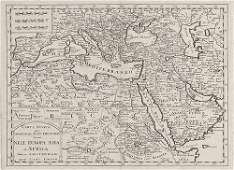 203 Tirion Isaak Carta Nuova del Dominio E Stato De