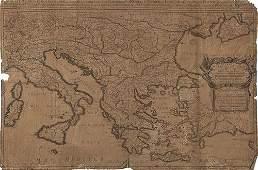 210 FTUR Sanson Nicolas Estats de LEmpire des Turqs