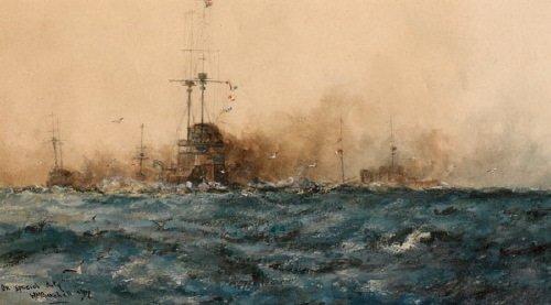 6B: Birchall (William Minshall, 1884-1941) a First Wo