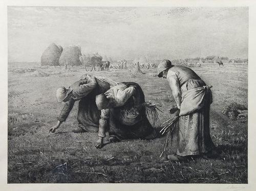 2: Benjamin Louis Auguste Damman The Gleaners