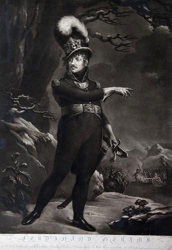 9: Johann Pichler Ferdinand Geramb