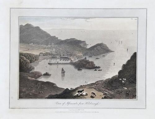 22: William Daniell [Voyage Round Great Britain]