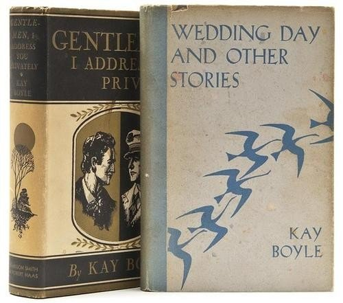 243: Boyle (Kay) Wedding Day and other Stories