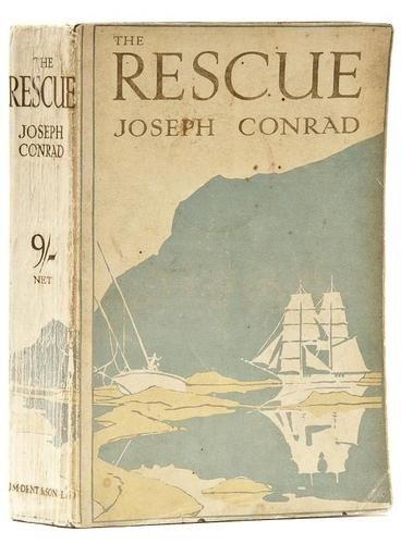 247: Conrad (Joseph) The Rescue