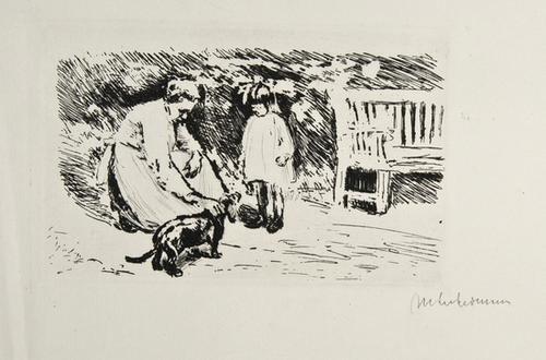 5: Elias (Julius) Die Handzeichnungen Max Liebermanns