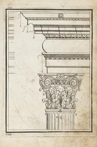 16: [Palladio (Andrea) The First Book of Architecture]