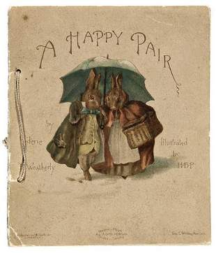 106: Potter (Beatrix).- Weatherly (Frederick E.) A Happ