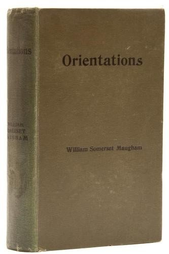 11: Maugham (William Somerset) Orientations