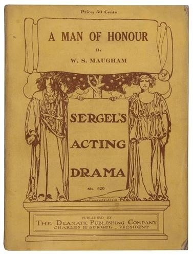 17: Maugham (William Somerset) A Man of Honour