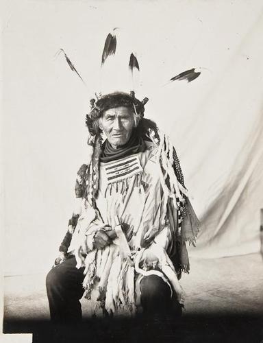 3: De Lancey W. Gill (1859-1940) Portrait of Gaymewah