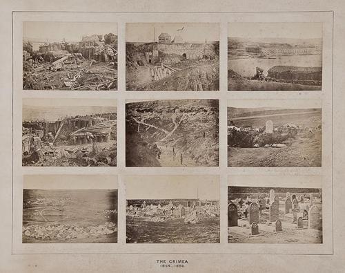 17: James Roberstson (1813-1888) Crimean War, ca.1855