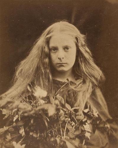 21: Julia Margaret Cameron (1815-1879) Cecilia Tennyso