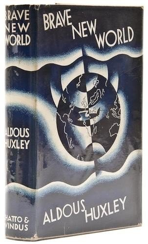 193: Huxley (Aldous) Brave New World