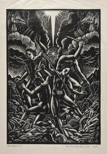 13: John Buckland-Wright (1897-1954) The Apocalypse of